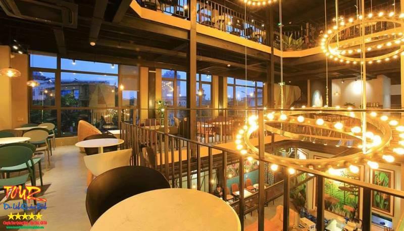 Cafe đẹp Đồng Hới