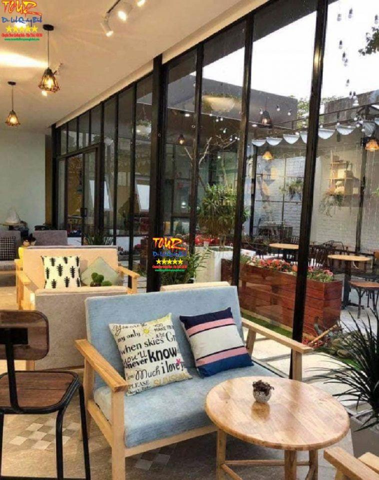 Các Quán Cafe Tại Thành Phố Đồng Hới Đẹp Lung Linh