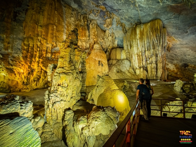 Động Thiên Đường, địa điểm du lịch Quảng Bình, tour Phong Nha 1
