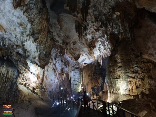Động Thiên Đường, địa điểm du lịch Quảng Bình, tour Phong Nha 2