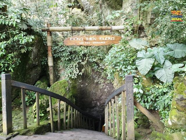 Động Thiên Đường, địa điểm du lịch Quảng Bình, tour Phong Nha 7