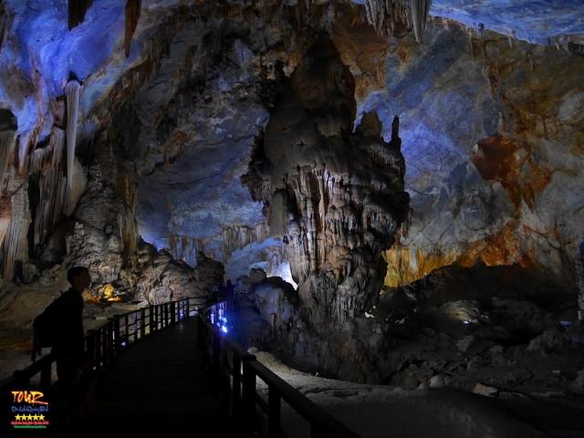 Du lịch động Thiên Đường, Quảng Bình, chuyên tour Phong Nha 11