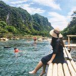 Khám phá điểm du lịch sinh thái suối nước Moọc tại Quảng Bình