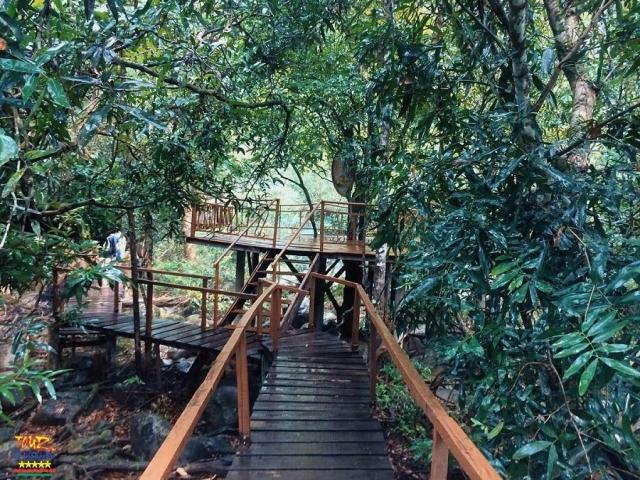 Tour du lịch Quảng Bình khu du lịch suối Moọc Phong Nha 3