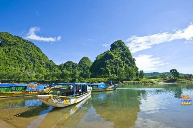 Tour du lịch Quảng Bình Phong Nha Kẻ Bàng 1