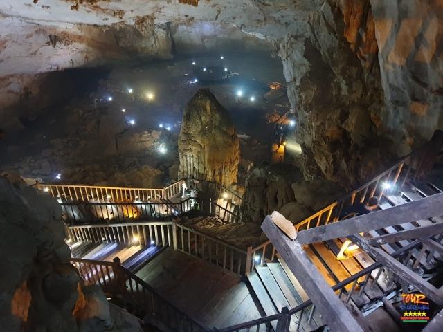 Tour Quảng Bình du lịch địa điểm động Thiên Đường 3