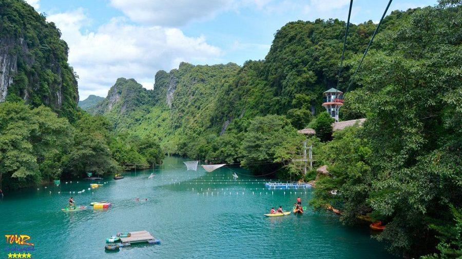 Tour Quảng Bình du lịch sông Chày - Hang Tối, Phong Nha - Kẻ Bàng 3