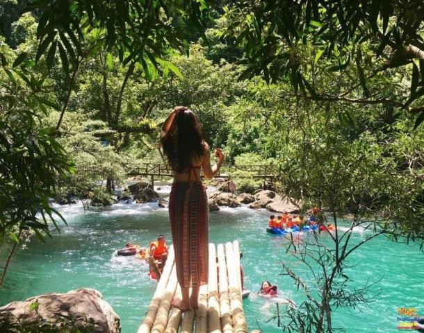 Tour Quảng Bình du lịch suối nước Moọc Phong Nha 1