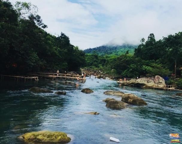 Tour Quảng Bình du lịch suối nước Moọc Phong Nha 2