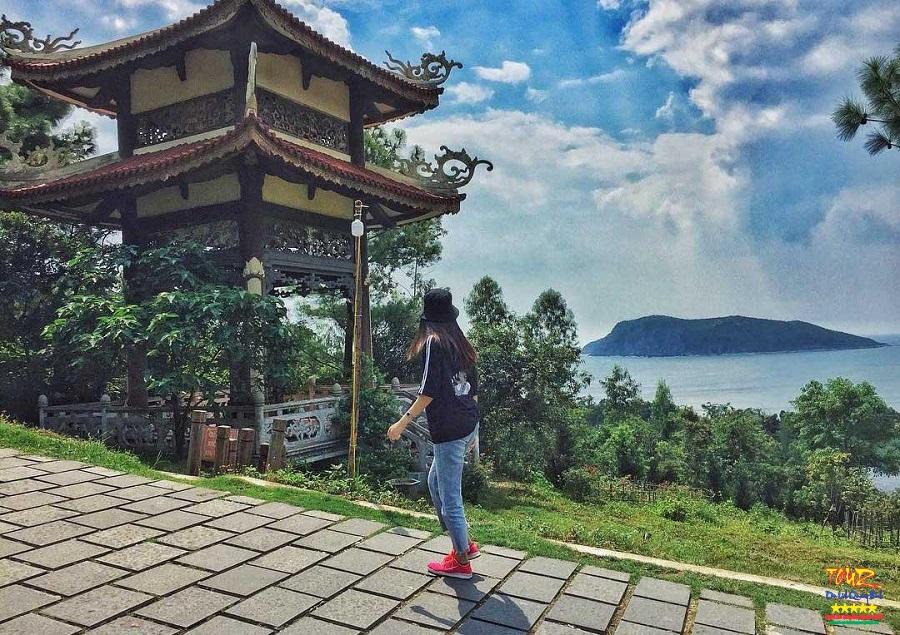 Vũng Chùa nơi an nghĩ đại tướng Võ Nguyên Giáp, tour du lịch Quảng Bình 1