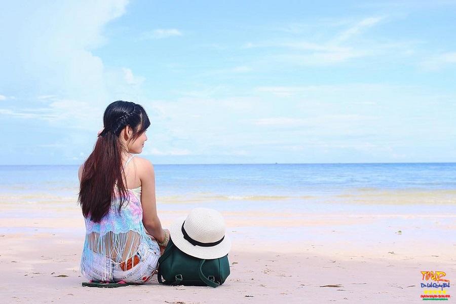 bãi biển Nhật Lệ thành phố Đồng Hới Quảng Bình 8