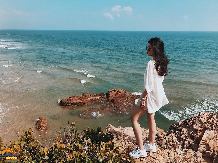 Danh thắng Đá Nhảy điểm tham quan du lịch Quảng Bình 1