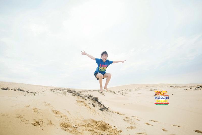 Đồi cát Quang Phú, Đồng Hới, Quảng Bình, tour du lịch giá rẻ 1