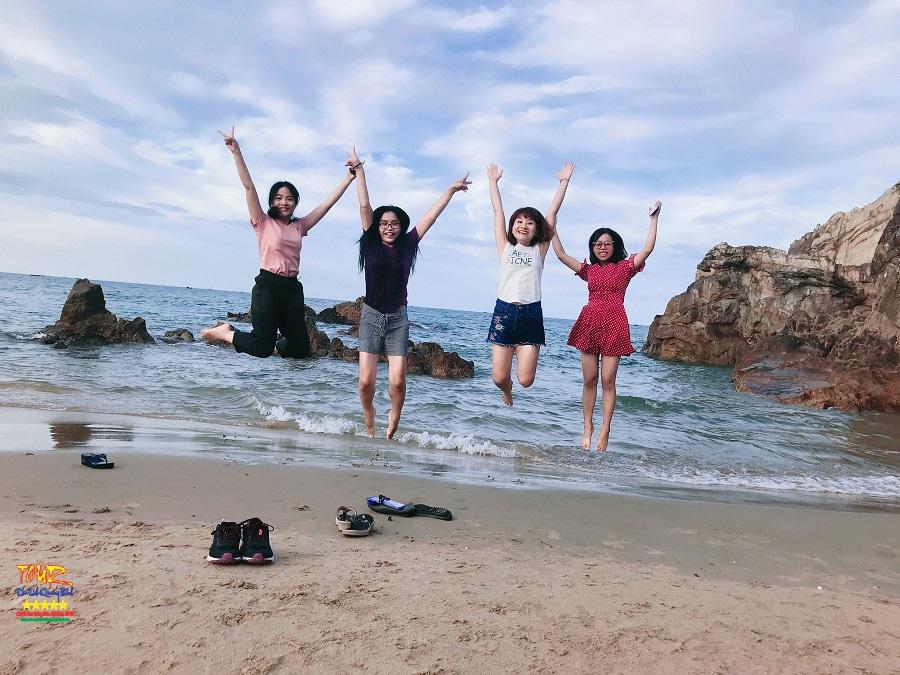 Du lịch Quảng Bình đến điểm du lịch danh thắng Đá Nhảy 1