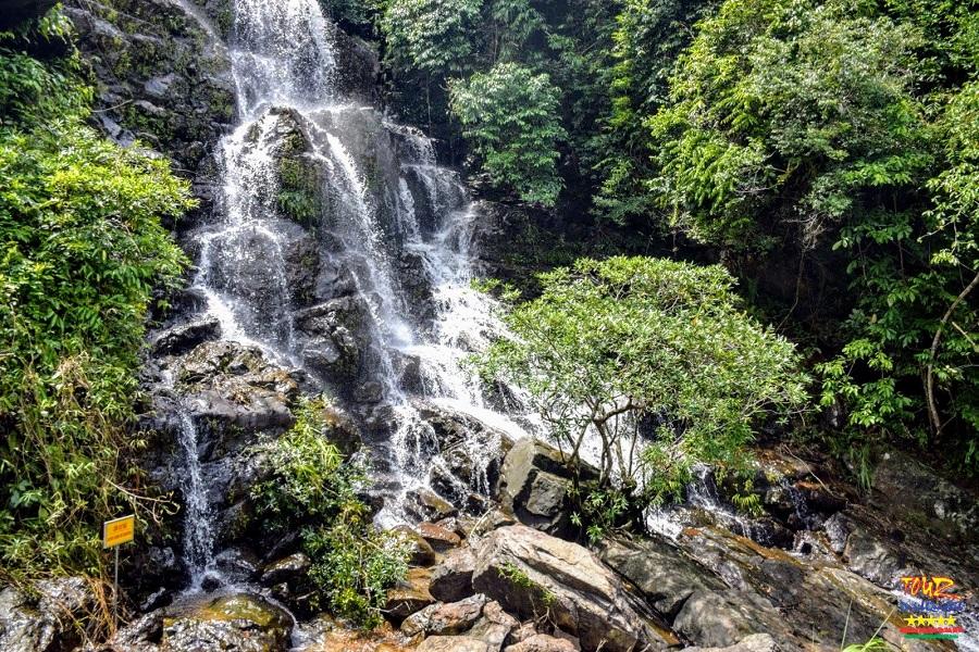 Thác Gió, vườn thực vật Phong Nha - Kẻ Bàng tour Quảng Bình 1