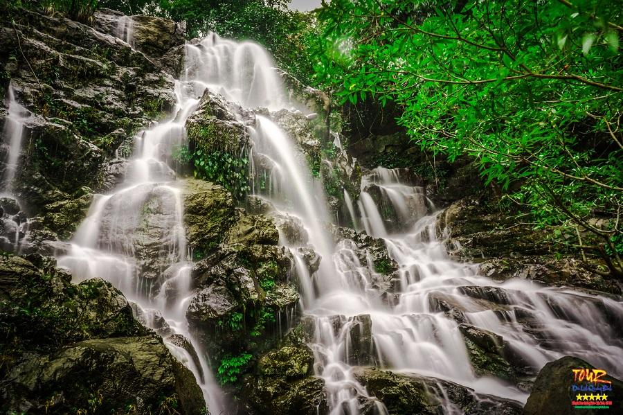 Thác Gió, vườn thực vật Phong Nha - Kẻ Bàng tour Quảng Bình 2